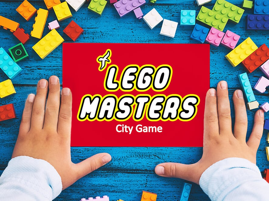 Lego Masters City Game