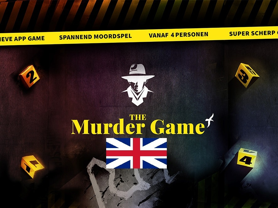 (EN) The Murder Game – English