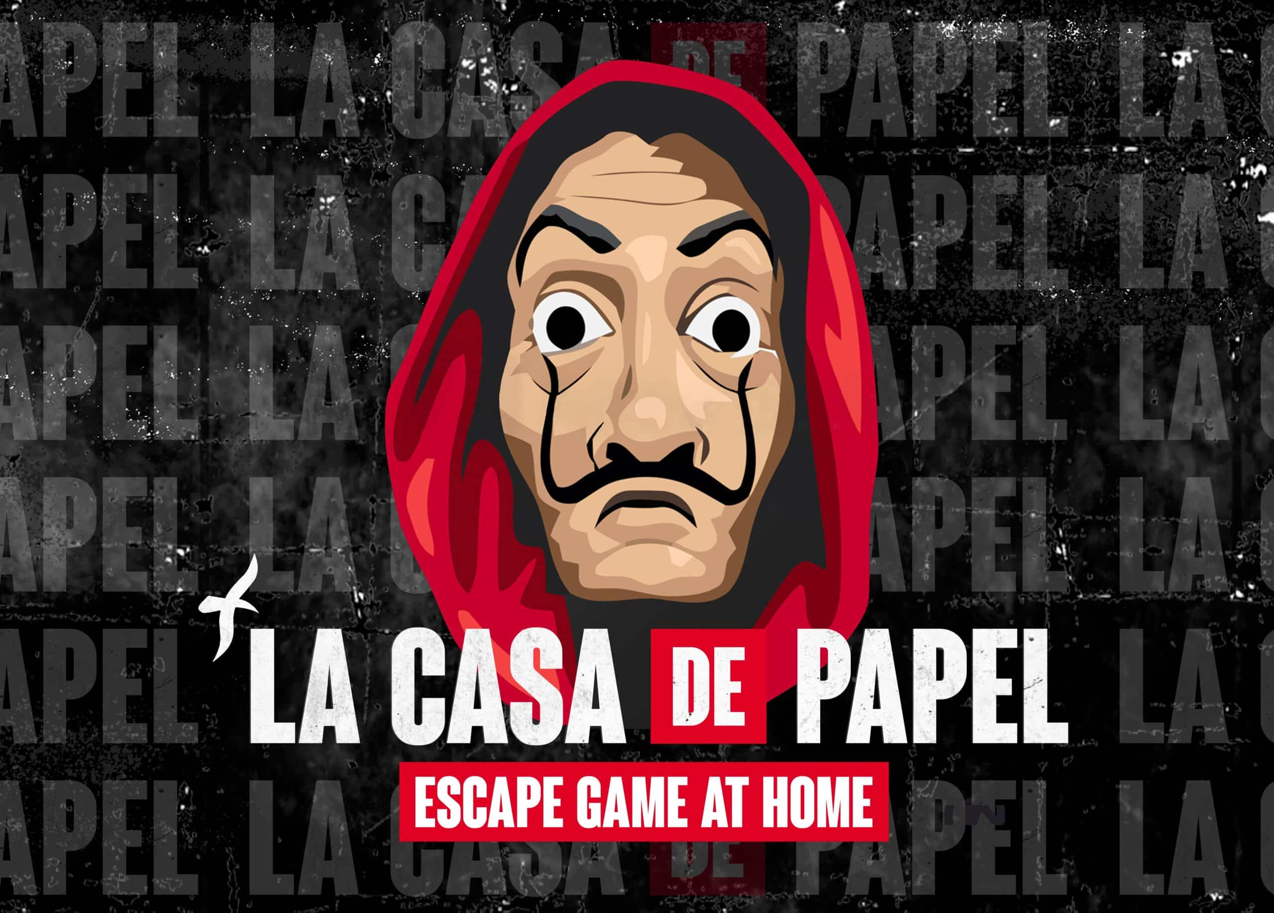 Escape Game La Casa De Papel